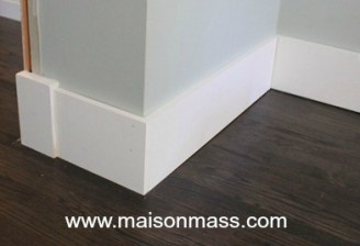 baseboard, moulding, trim, floorboards