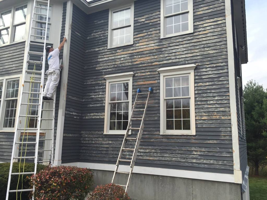 Painting the Exterior of your home, exterior home painting, house painting, exterior painting, choosing a house painter, choosing a painter