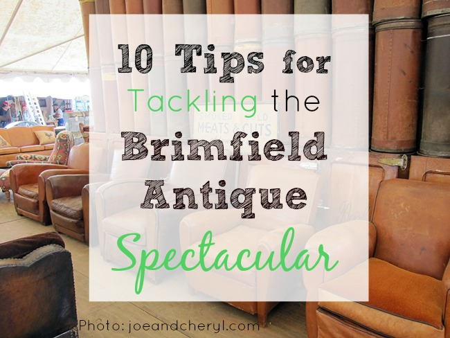 10 Tips for Tackling the Brimfield Antique Spectacular