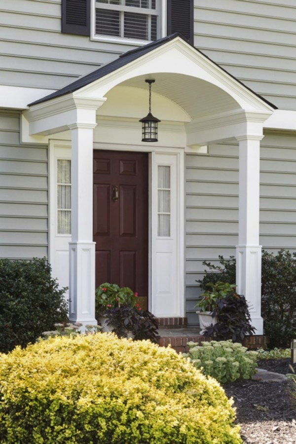 5 Exterior Accents That Will Add Curb Appeal To Your Home, curb appeal, cupolas, pergolas, copper roof, copper roofs, portico, porticoes, stone veneer