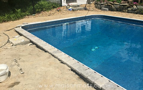 Outdoor Space, Pool Patio, Pavers