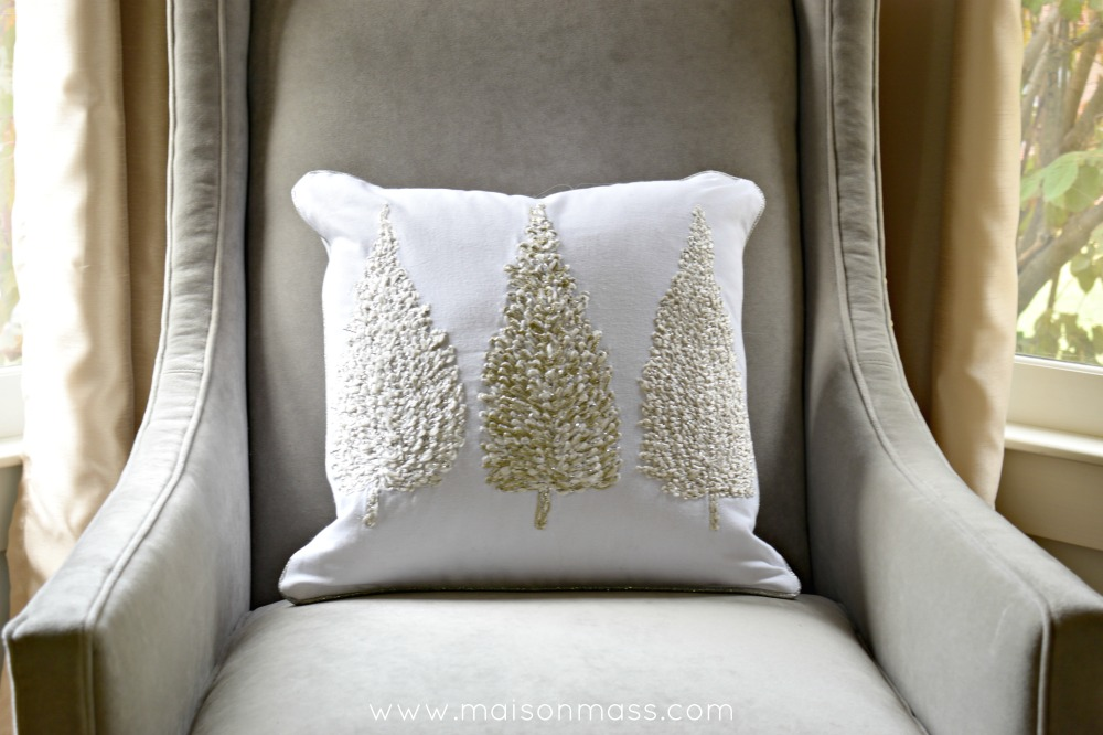 Christmas Pillows Horizontal