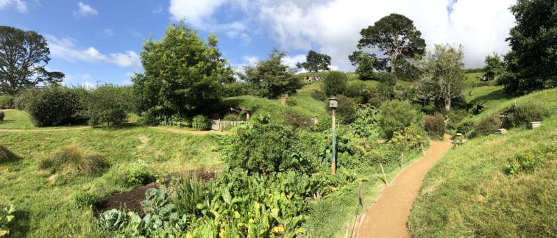 Le village des Hobbit