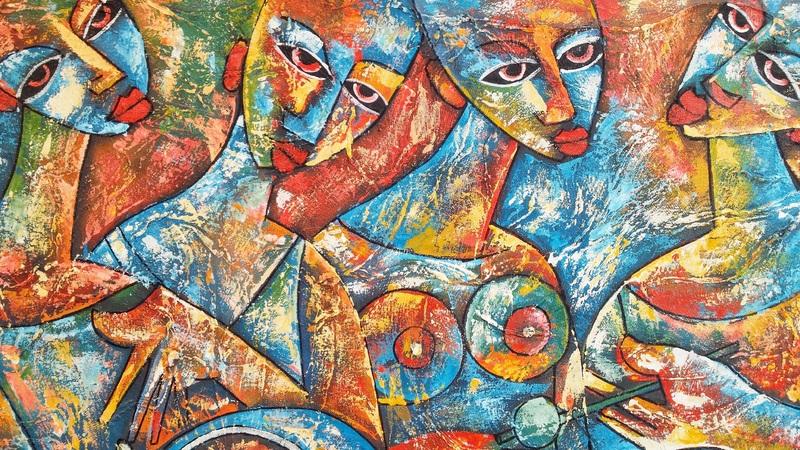 Tourisme créatif - peinture