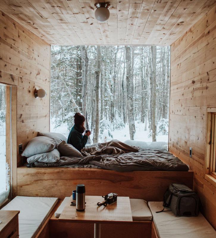 Tiny House - Eco-tourisme