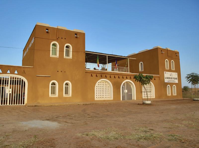 Maison des Yvelines à Ourrosogui (Sénégal)