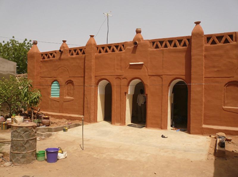 Voûte Nubienne Middle Class à Ségou