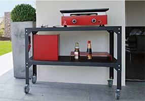 La star de l'été : la cuisine outdoor