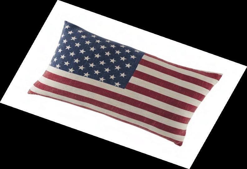 Coussins impression drapeau