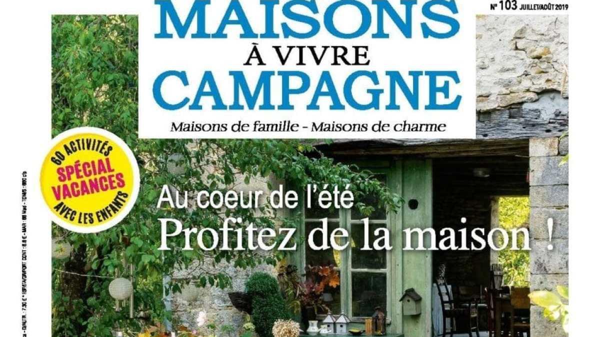 Maisons à Vivre Campagne N°103 en kiosque !