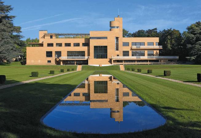 Balade dans le moderniste à la Villa Cavrois