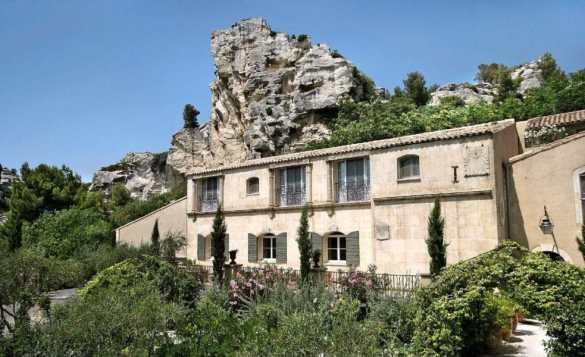 Baumanière aux Baux de Provence : Hôtel Restaurant & Spa.