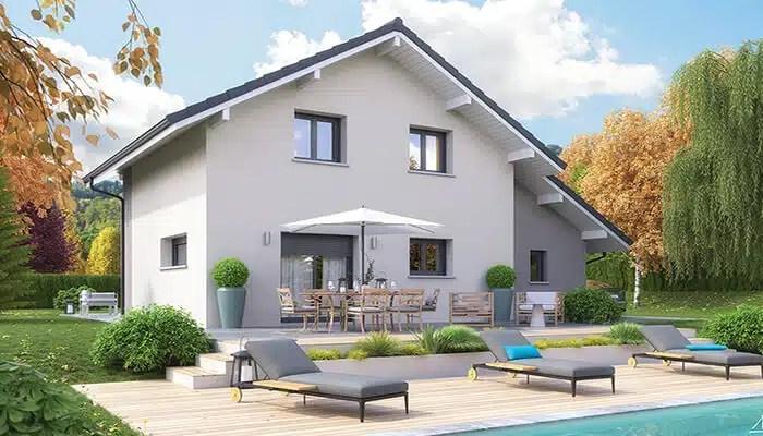 Maison individuelle Belledonne