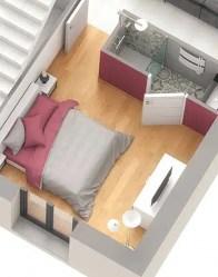 Maison à étage Solaro - Suite parentale