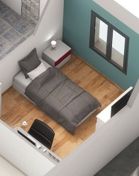 Maison individuelle Orion - chambre ado