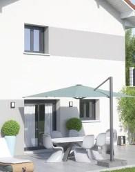 Maison neuve Chartreuse - Terrasse ensoleillée
