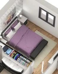 Maison à étage Ginkgo - Vue chambre