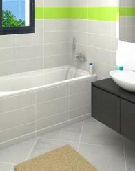 Maison neuve Vallon - Salle de bain