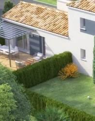 Jardin privatif - Maison double Infinity