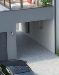 Maison individuelle Lodge : patio