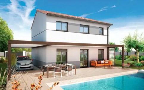 Plan maison familiale Chypre