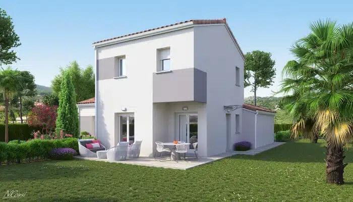 Maison double logement EssentieL - MCL Invest