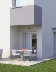 Maison investisseur EssentieL - terrasse couverte