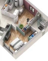 Maison moderne Lumio - Suite parentale