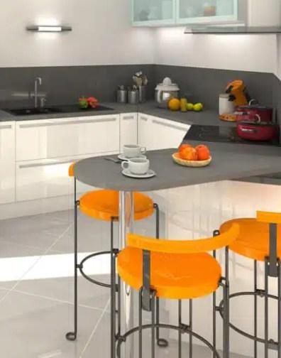 Plan maison moderne Bleuet - maison familiale Maisons Clair Logis
