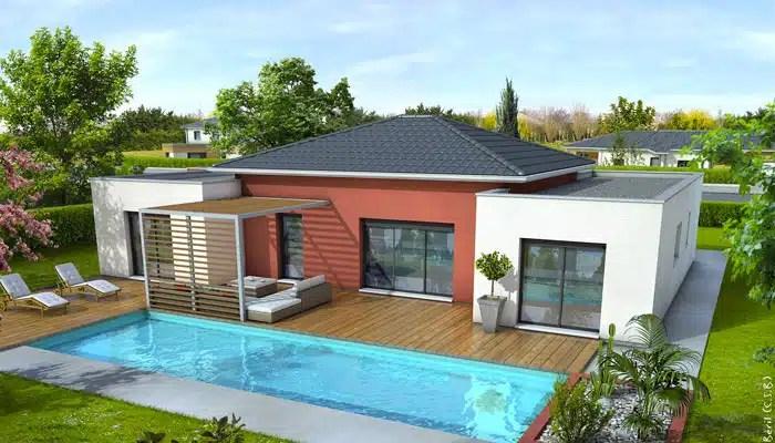 Plan De Maison Moderne Mahe Plan Maison Gratuit