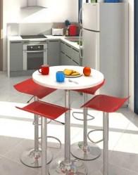 Maison moderne - vue cuisine ouverte