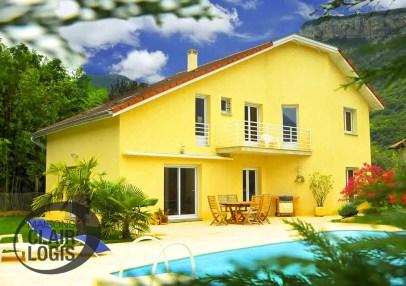 Construction maison neuve Rhône-Alpes