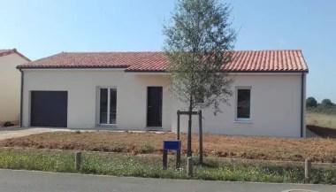 Maison neuve de plain-pied - Poitiers