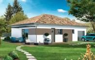 Plan maison traditionnelle Beaufort