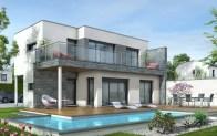 maison toit plat AZUR