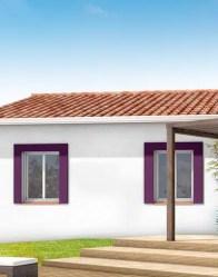Maison plain pied Mayotte