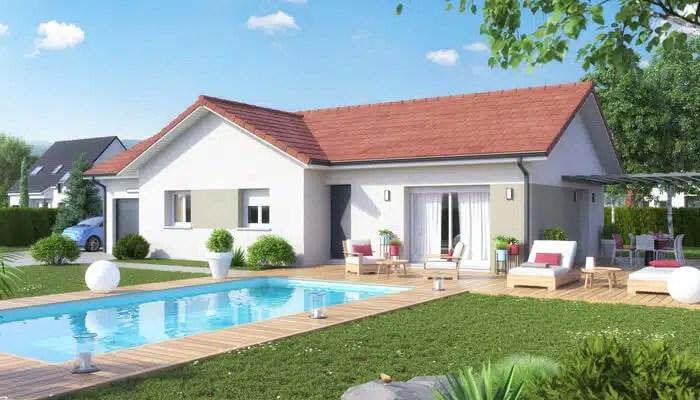 Plan maison individuelle Tournette