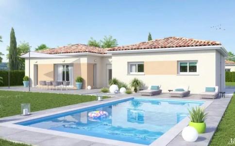 Plan maison gratuit for Photo de plan de maison