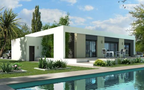 Maison Contemporaine Plan Maison Contemporaine Gratuit