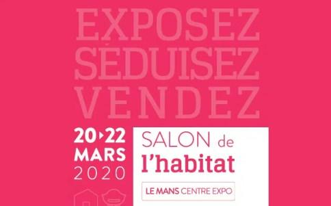 Salon de l'Habitat du Mans mars 2020