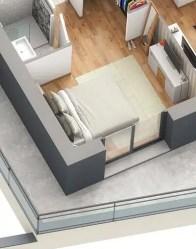Maison à toit plat Dubaï - Suite parentale