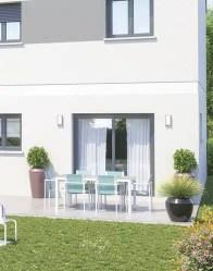 Maison neuve Snap - Vue Terrasse