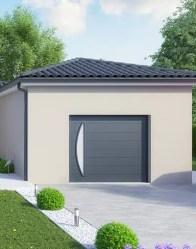 Maison moderne Summer - garage