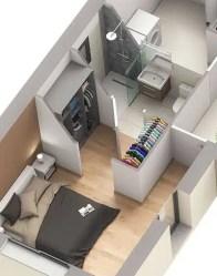 Maison moderne Summer - suite parentale