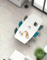 Maison modulaire Belledonne - Vue Séjour spacieux