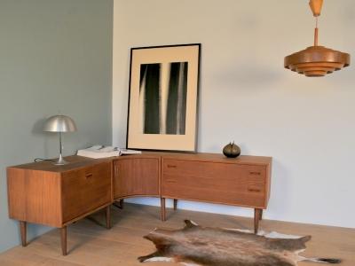 meuble d angle scandinave