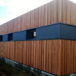 maison cubique dans le Nord Pas-de-Calais