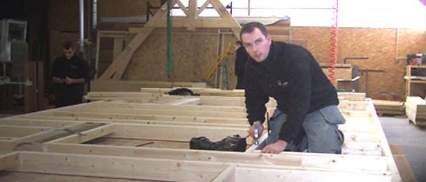 constructeur de maison bois