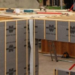 constructeur de mur en ossature bois