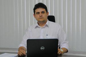Secretário executivo de Comunicação Célio Alves reagiu às críticas do deputado Tovar ao governo
